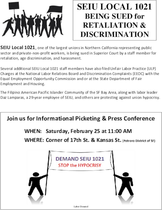 an overview of the discriminatory hiring practices of the filipino union Along with calling for an sf human rights commission investigation into cpmc, the professional organization, which represents sacramento rns and other registered nurses, filed a class action grievance against the hospital and sutter health for contract violations related to discriminatory hiring practices the california nurses association also .