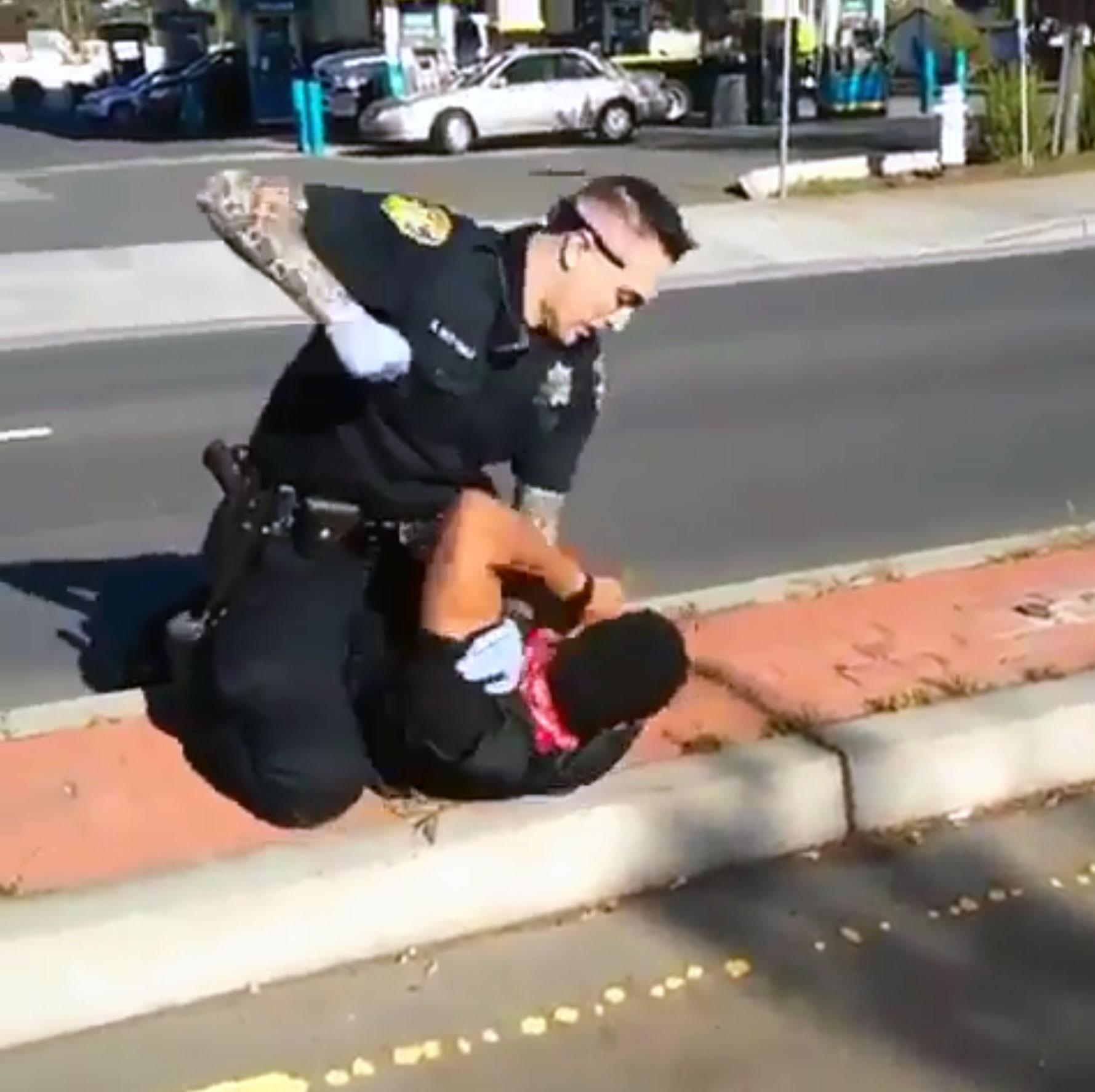 America S Police News: Police Brutality In Vallejo, California : Indybay