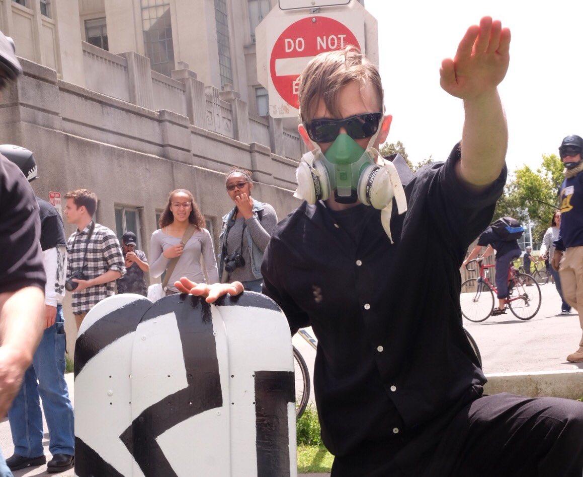How Berkeley Cops Helped Alt Right Trolls With No Permit