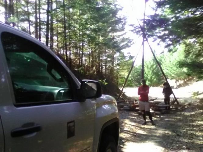 Mattole Forest Blockade Update