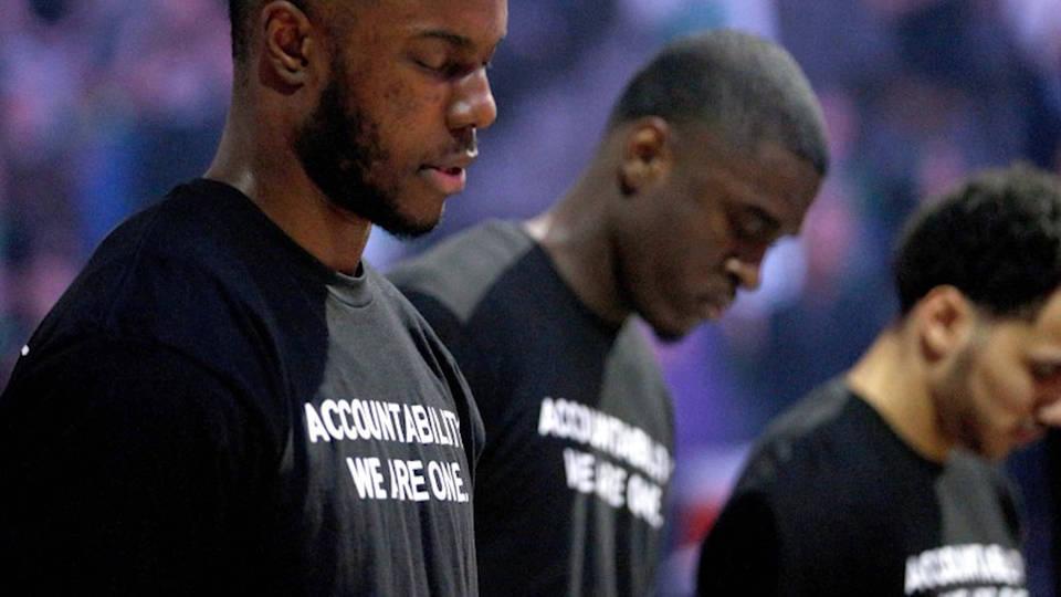 Celtics & Kings NBA Players Honor Stephon Clark : Indybay Stephon Clark