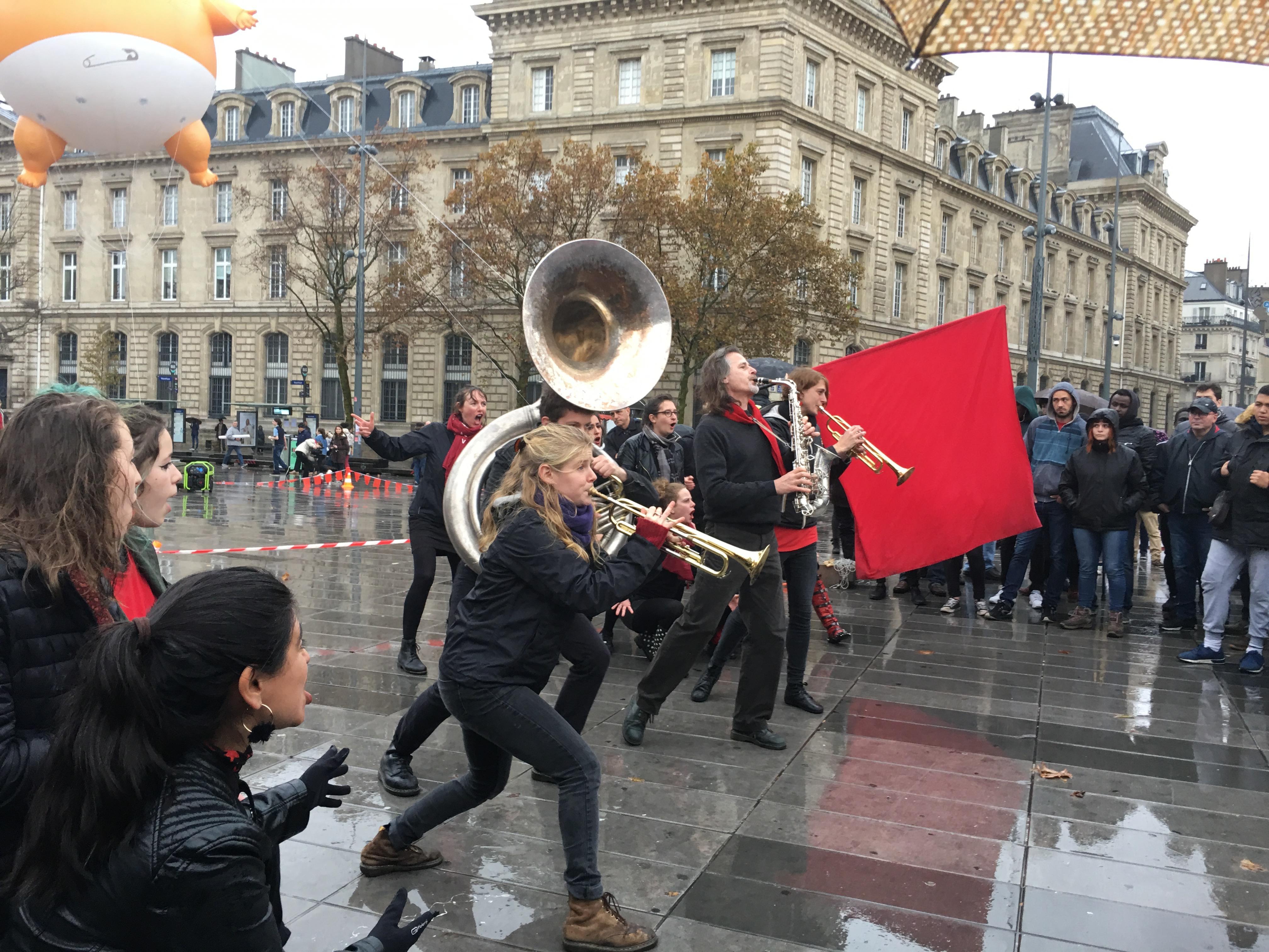 Stop The Wars! Paris P...