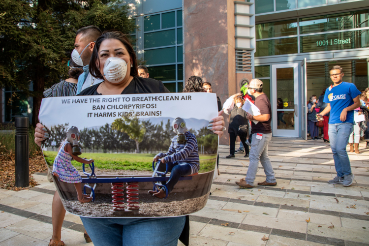Department of Pesticide Regulation rejects Federal Court Order to ban
