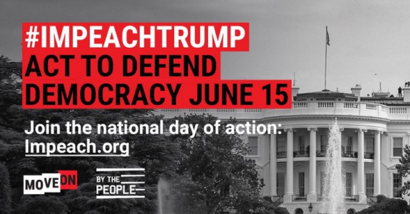 #ImpeachTrump San Francisco: Act to Defend Democracy @ Federal Building