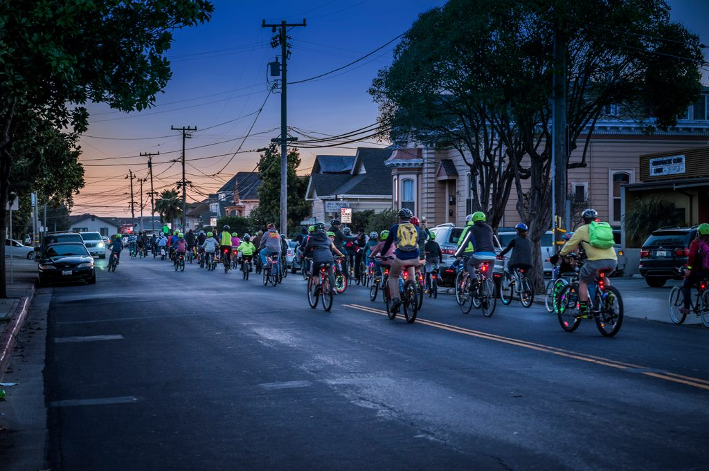 2017 World Naked Bike Ride and Cycle Race in Cape Town