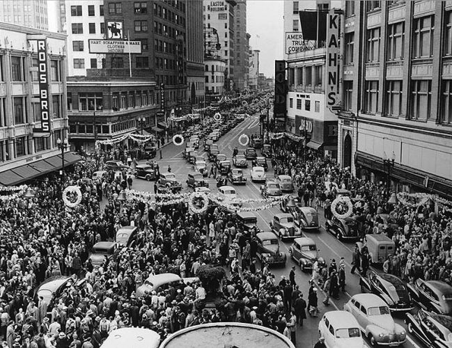 The 1946 Oakland General Strike – Presentation @ Online via Zoom