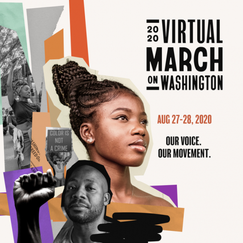 2020 Virtual March on Washington @ Online