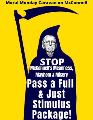 Protest Against McConnell-led Senate w/ Bay Area Poor People's Campaign @ please RSVP for meet-up location