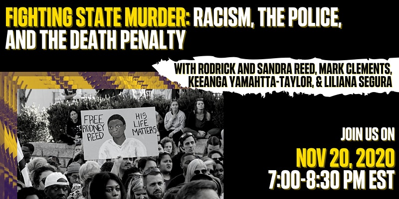 Fighting State Murder: Racism, the Police, and the Death Penalty @ Online