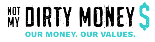 Not My Dirty Money: Youth Power in Divestment to Fight the Climate Emergency @ ONLINE, VIA 'ZOOM'