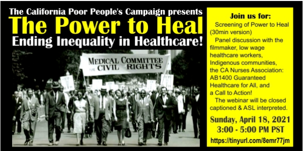 """The Power to Heal: Medicare and the Civil Rights Revolution"" Film & Panel w/ Filmmaker @ Online"
