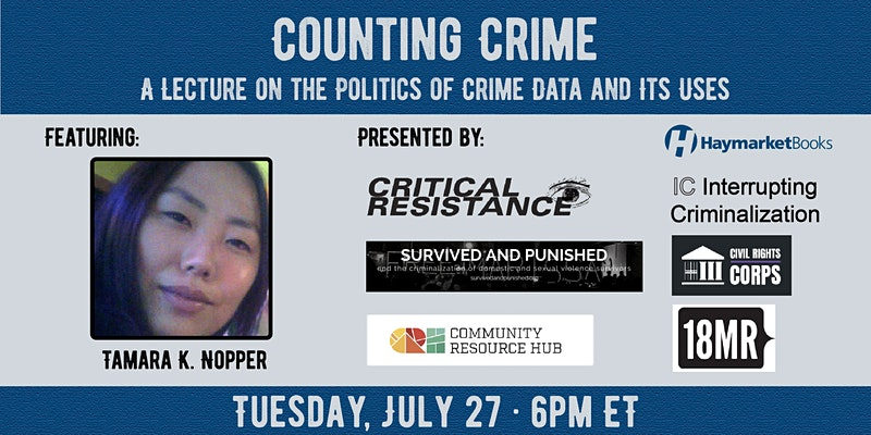 Counting Crime: Racial Politics of Crime Data and How It's Used @ Online