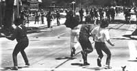 1969 street fight over People's Park
