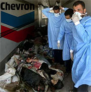 Chevron-Texaco will benefit greatly from newly
