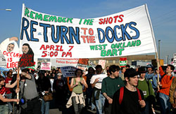 Remember the Shots! Return to the Docks!