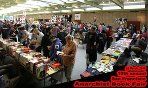 10th Annual Anarchist Bookfair