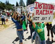 Coalition Charges UCSC with Institutional Racism & Sexism