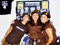 Brown Berets Represent at 7th Annual Youth and Power