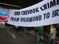 Richmond March Demands Environmental Justice