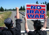 Protests During 5th Anniversary of US Bombing and Invasion of Iraq