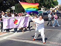 1st Annual Watsonville Pride Celebration