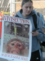 UC Berkeley Celebrates Primate Liberation Week