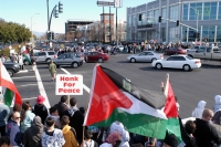 In California, Unprecedented Month-Long Outpouring Opposes Israeli Invasion of Gaza