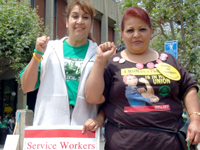 Service Workers Ratify Historic Contract With UC