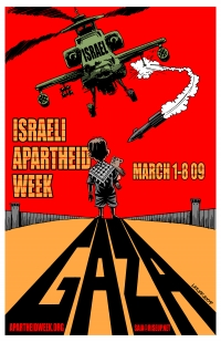 UC Berkeley Students to Host Israeli Apartheid Week
