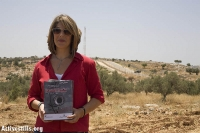 Bil'in weekly demonstration against the wall, June 26