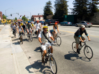 Santa Cruz Memorial Bike Ride on August 16th