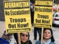 Obama Escalates War In Afghanistan
