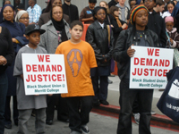 One-Year Anniversary of Oscar Grant Murder Marked in Oakland