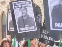 Justice for Palestine, Rachel Corrie, and Tristan Anderson