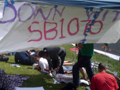 Hunger Strike at UC Berkeley