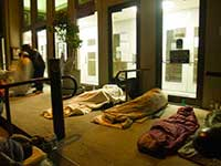 Second Midnight Roust Prompts Angry Response at Santa Cruz Peace Camp 2010