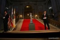 San Francisco Wins Bid for America's Cup Regatta