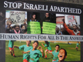 """Stop Israeli Apartheid"" in BART Stations Throughout Bay Area"