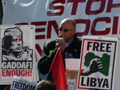 San Francisco Solidarity Rally With Libyan Revolution
