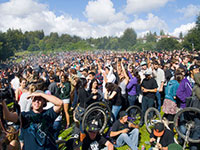 420 Cannabis Celebration at UC Santa Cruz