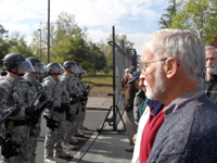 Civil Disobedience & Arrests at Livermore Labs