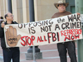 Rally to Oppose FBI and Grand Jury Political Attacks