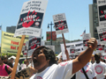 Hundreds Protest Drug War & Mass Incarceration