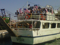 Freedom Flotilla II Hampered by Israeli Interference and Greek Coast Guard