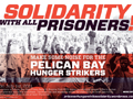 Hunger Strike Reaches 6,600 prisoners & continues going strong!
