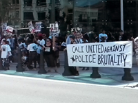 Protests Against Police Brutality Spread Across Central Valley
