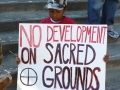 Elem Pomo Call for Protest in Emeryville on Indigenous People's Day
