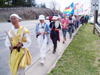 Sacred Sites Peacewalk Comes to Watsonville and Santa Cruz