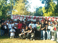 Across the Central Valley People Take the Streets Against Police Brutality and Prison