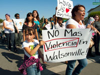 18th Annual Peace & Unity March in Watsonville